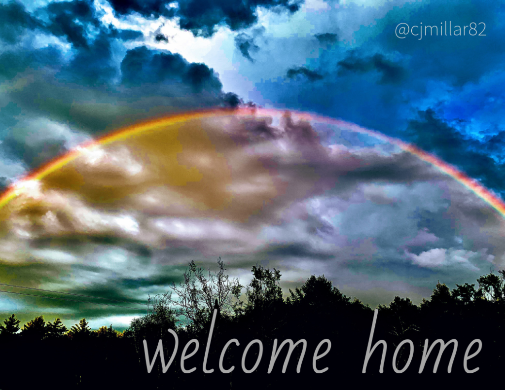 @cjmillar82 welcome home